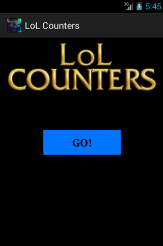 LOL Counters