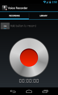 Whizz Voice Recorder - screenshot thumbnail