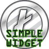 Litecoin widget (simple)