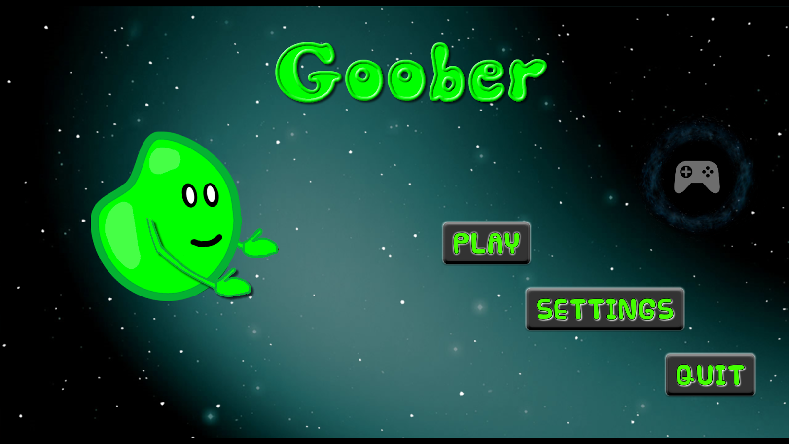 Goober- screenshot