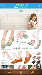cheers 鵲兒 : 平價時尚流行女鞋