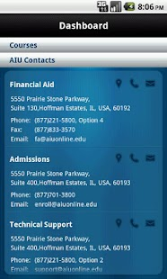 AIU Mobile – Phone - screenshot thumbnail