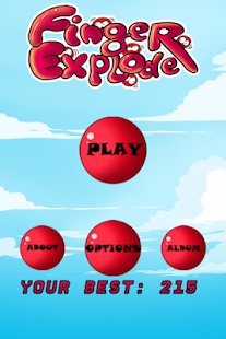 Finger Exploder - screenshot thumbnail