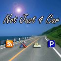 Not Just 4 Car icon