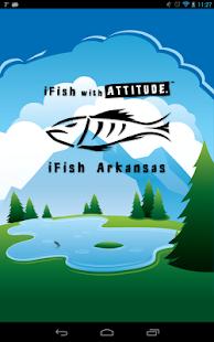 iFish Arkansas - screenshot thumbnail