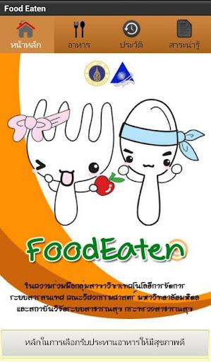 Food Eaten