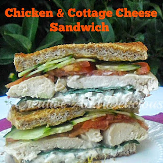 Cottage Cheese Sandwich Recipes.