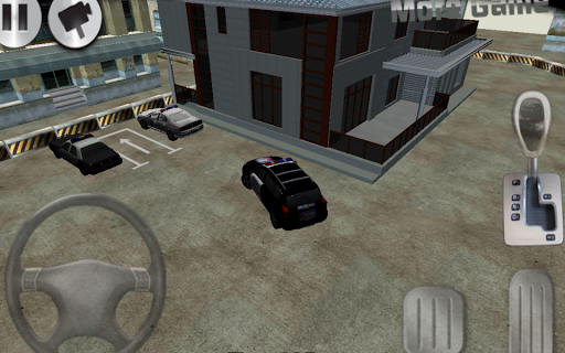 Police 3D Car Parking 1.2 screenshots 1