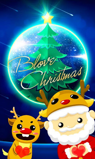 Blove Christmas GO Theme