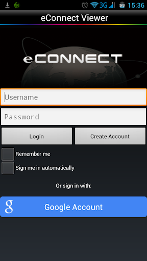 eConnect View