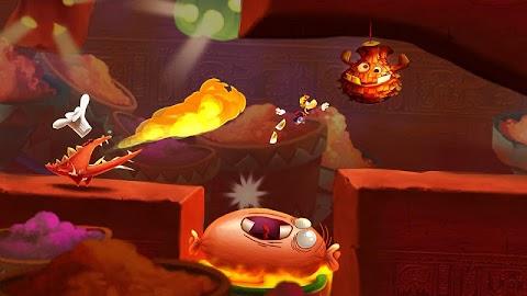 Rayman Fiesta Run Screenshot 22