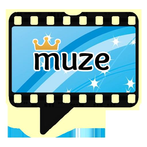 Muze 免费- 推荐电影 娛樂 App LOGO-APP開箱王