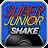 Super Junior SHAKE logo
