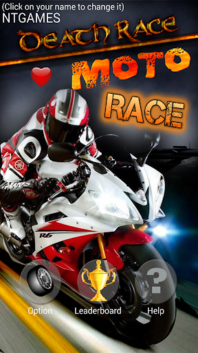 Moto Death Race HD