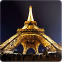 Paris At Night wallpaper logo