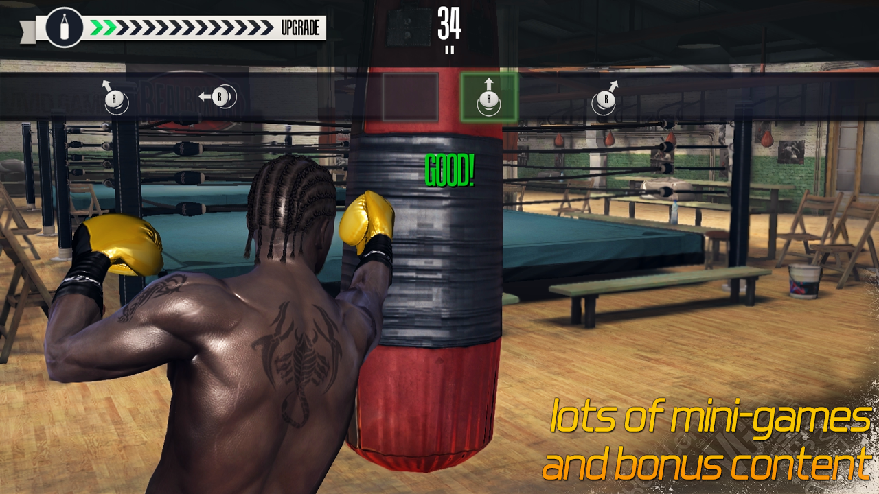 Real Boxing screenshot #15