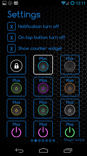 تطبيق Turn Screen Plus v2.1.1