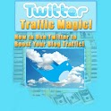 Twitter Traffic Magic logo