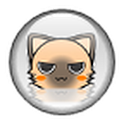 Cat voice icon
