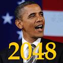 2048: Obama Games icon