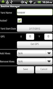 Beehive Manager- screenshot thumbnail