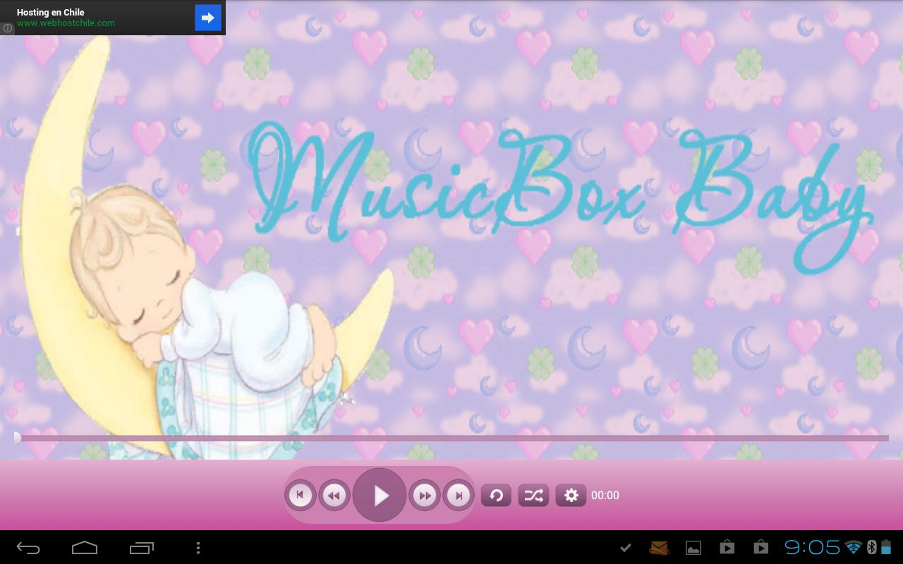 MusicBox Baby- screenshot