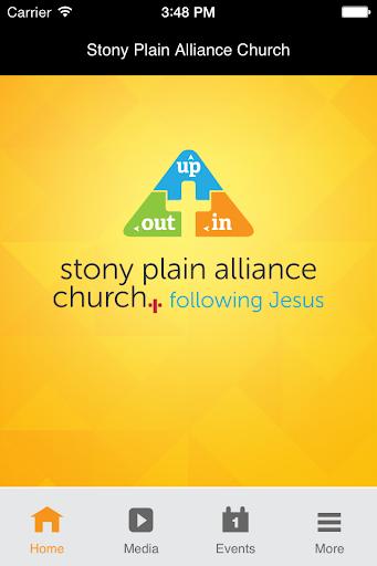 Stony Plain Alliance Church