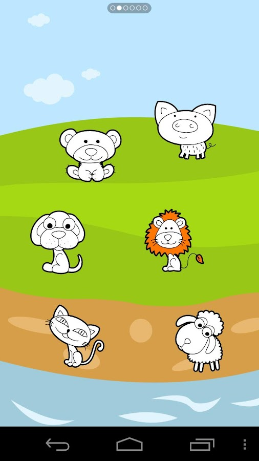 Samo Coloring For Kids - screenshot