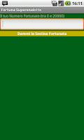 Screenshot of Numeri Fortunati