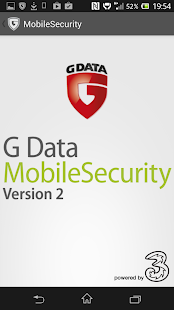 G Data - screenshot thumbnail
