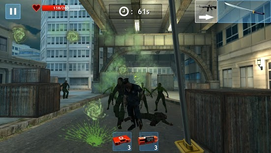 Zombie Objective Screenshot