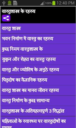 The Secrets of Vastu Shastra