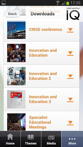 【免費醫療App】Intervention IQ-APP點子