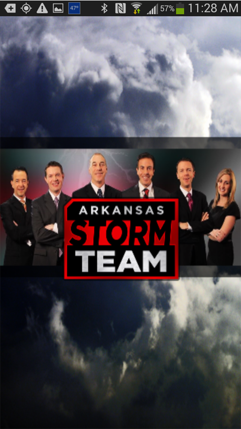 Arkansas Storm Team - screenshot
