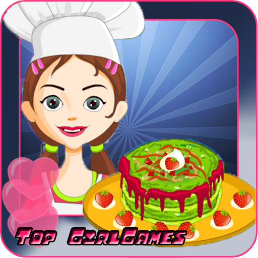 Making Pancakes - Pancake game 休閒 App LOGO-硬是要APP