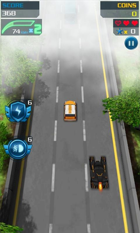 Speed Racing - screenshot