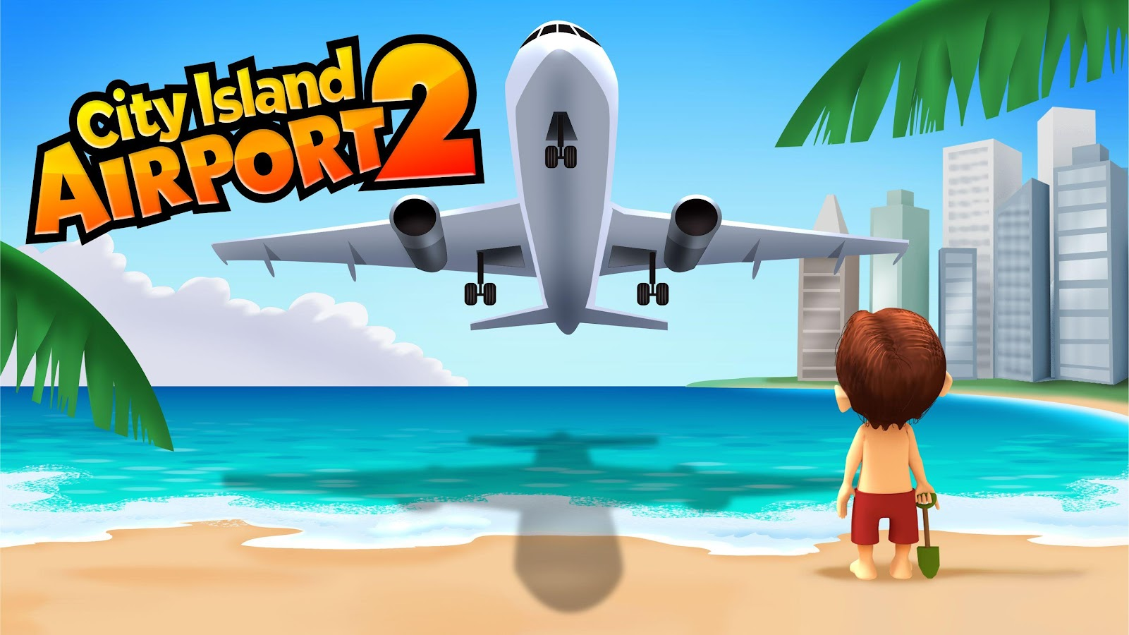 City Island: Airport 2 - screenshot