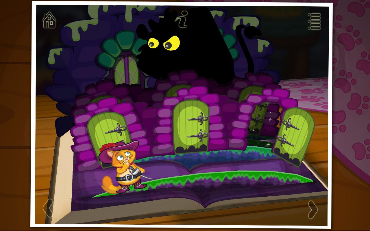 Grimm's Puss in Boots- screenshot