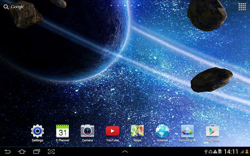 HD Space Live Wallpaper 1.0.8 screenshots 8