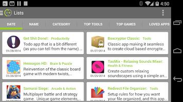 Screenshot of DOTD - Best App Catalog