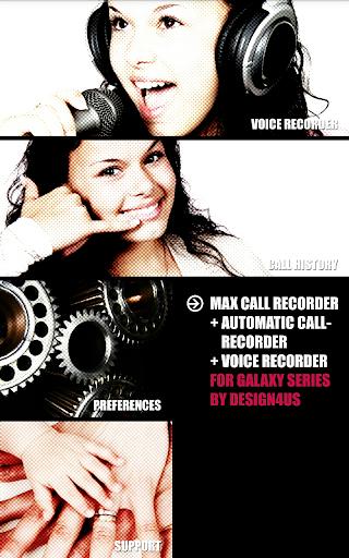 MAX Call Recorder Lite