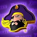 ECU Pirates Live Wallpaper HD logo