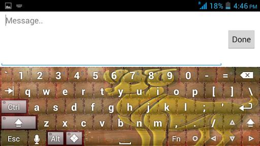 生肖白羊座键盘