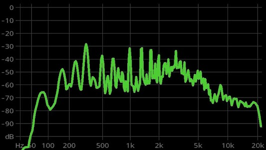 FrequenSee HD - Audio Analyzer screenshot 0