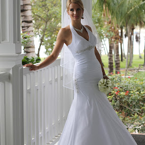 by Michelle J. Varela - Wedding Bride