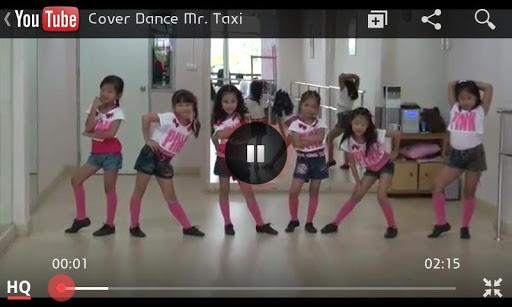 【免費媒體與影片App】封面舞蹈_CoverDance-APP點子