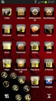 Screenshot of Next Launcher Finesse Theme