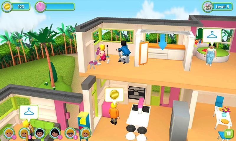PLAYMOBIL Luxusvilla – Apps bei Google Play