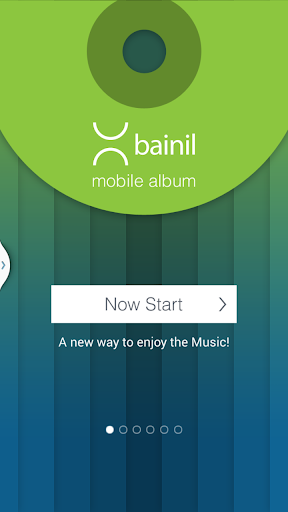 Mobile Album Bainil バイニール