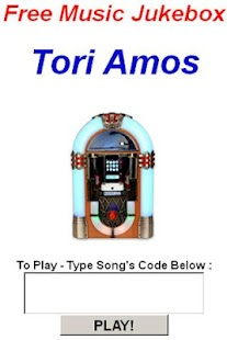 Tori Amos Jukebox - screenshot thumbnail